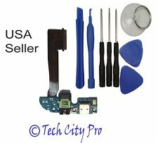 HTC One M8 831C Charging Port Sprint Headphone Audio Jack Flex Cable w/ tool