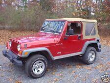1997 to 2006 Jeep TJ WRANGLER ALUMINUM DIAMOND PLATE ROCKER GUARDS FREE SHIPPING