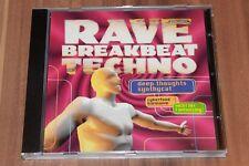 Various – Rave Breakbeat Techno (CD) (Eurotrend – CD 157.349)