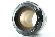 【Excellent+++】Nikon Nippon Kogaku Nikkor-S Auto 55mm F1.2 Non Ai from Japan #15