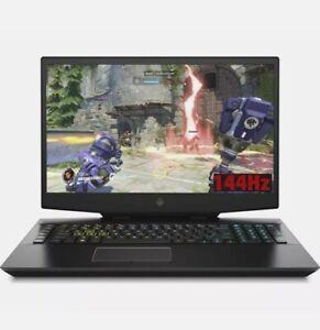 "HP OMEN 17.3"" Gaming Laptop Intel Core i7 RTX 2060 16GB 1TB HDD & 512 GB SSD"