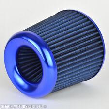 Prestazioni universale filtro dell' aria finitura blu per Aspirazione Induzione Kit (38454)