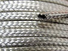 Tubular Braided Shield Tinned Copper Wire 1/4