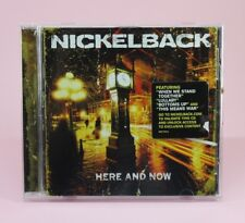 Here and Now by Nickelback (CD, Nov-2011, Roadrunner Records) 💿 FAST POST