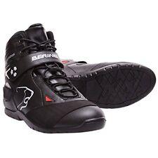 Bottes noirs Bering pour motocyclette Homme