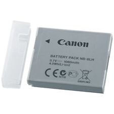 Brand New Original OEM Canon Battery Pack NB-6LH 3.7V, 1060mAh 4.0Wh (Li-ion)