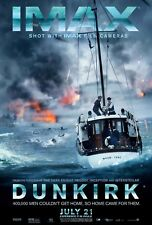 Dunkirk Movie Poster (24x36) - Tom Hardy, Barry Keoghan, Fionn Whitehead v3
