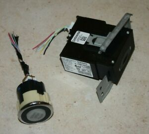 G25/G37/G35 5WY7700 Ignition Switch with Key Slot Reader+ PUSH BUTTON START&STOP