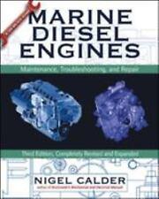 Marine Diesel Engines: Maintenance, Troubleshooting, and Repair (Hardback or Cas