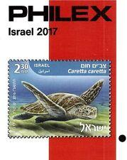Philex Israël Israel catalogus catalogue Katalog 2017 catalogo Israele