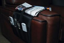 Cell Phone TV DVD Remote Control Arm Chair Couch Holder Storage Organizer Caddy