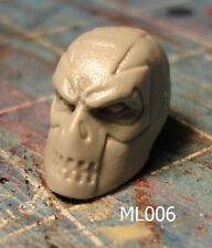 "ML006 Crossbones Custom Cast head use with 6"" ML Legends action figures"
