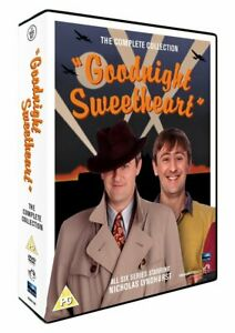 "GOODNIGHT SWEETHEART COMPLETE SERIES COLLECTION 11 DISC DVD BOX SET ""NEW&SEALED"""