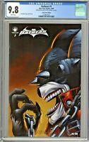 Batbear #1 CGC 9.8 Comics Elite Edition LTD 100 Bear Claw Studios Kickstarter