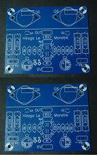 2pcs Stereo 15W Pure Class A Power Amplifer PCB Board Base on Hiraga Le Monstre