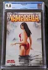 VAMPIRELLA #4 CGC 9.8 NM+ Mike Mayhew VARIANT Cover Art - Sexy & Rare - Combine!