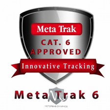 Meta M-6 Thatcham CAT6 Motorcycle Motorbike Insurance Approved Tracker Fitted