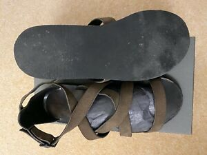 All Saints Mens Atlas Sandal, Taupe, size 9
