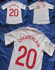 Alex Oxlade-CHAMBERLAIN #20 ENGLAND Euro 2012 Home shirt Jersey UMBRO men SIZE M