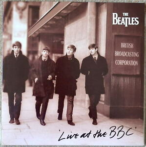 Live At The BBC - The Beatles Double Album 1994 Mono