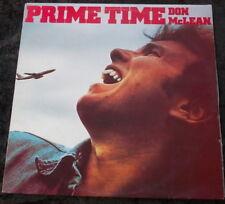 DON McLEAN Prime Time LP