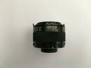 Tamron SP teleconverter 2x lense