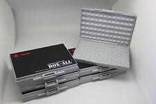 6 smt smd boîte de rangement organisateur 4 tiny compoents taille compacte 144 compars x 6 uk r