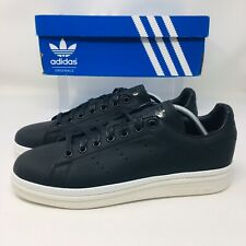*NEW* Adidas Stan Smith New Bold (Women's Size 10) Athletic Sneaker Shoe Black