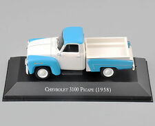 1958 Chevrolet 3100 Picape Task Force Trucks 1/43 Scale Atlas Diecast Car Model