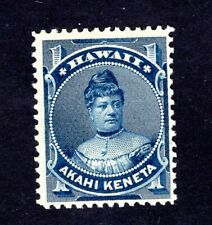 JHL HAWAII 37 MINT F/VF HR (CAT $11)