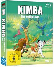Kimba - Der weiße Löwe - Box 2 - Episoden 27-52 - Blu-Ray - NEU