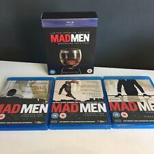 Mad Men - Seasons 1-3 [Blu-ray] - Fast Free Post 39 Episodes blue ray Blu-Ray