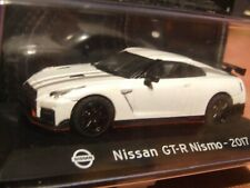 1:43 Scale   2017  NISSAN GT-R Nismo by Panini