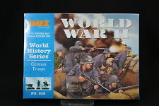 YU110 IMEX 1/72 maquette figurine 528 Word History Series German Troops