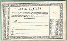 Carte postale précurseur privée. Messageries de la Presse. Neuve. TB.