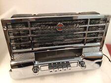 1949 1950 PLYMOUTH PUSH BUTTON AM RADIO MOPAR MODEL 604 VINTAGE OEM