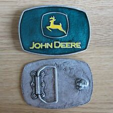 Tractor agricultural machinery belt buckle (choice designs)