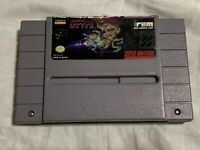 Super R-Type (Super Nintendo SNES, 1991) Cartridge Only - Tested FREE SHIPPING