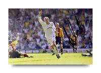 Lee Bowyer Signed 6x4 Photo Leeds United FC Genuine Autograph Memorabilia + COA