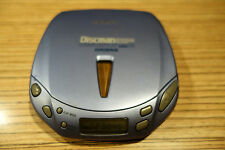 Sony CD  Player Discman E 401  (73)  + Tasche