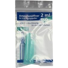 AMPULLENOEFFNER f.2 ml Brechampullen   1 st   PZN9071214