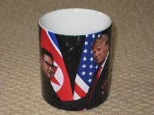 U.S. President Donald Trump meets Kim Jong Un MUG