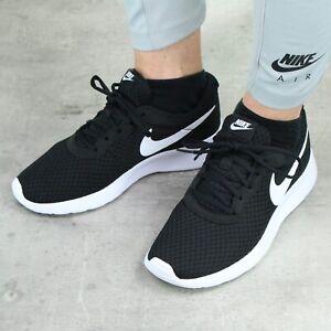 Nike Tanjun Schuhe Sneaker Damen Herren 812655 011 Schwarz