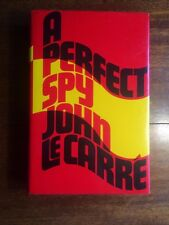 A PERFECT SPY by John Le-Carre 1st Edition First Printing Espionage HCDJ 1986