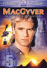 Macgyver: Complete Fifth Season Dvd