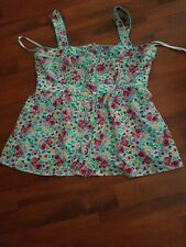 Size 14 PRETTY STRAPPY TOP BY *NEW LOOK*