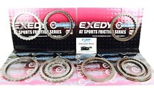 Exedy Stage 2 Cutch Pack for 2011-2017 Mustang GT 6R80 Transmission EFK291HP2STL