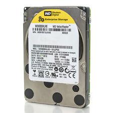 "Western Digital VelociRaptor 2.5"" 600GB SATA Enterprise Hard Drive WD6000HLHX"