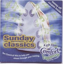 SUNDAY CLASSICS: PROMO CD - ROSSINI STRAUSS MOZART DELIBES BIZET GRIEG DVORAK