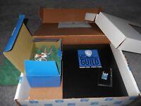 Vintage Warner Brothers Guild Set Bugs Bunny Statue Pin Original Shipping Box